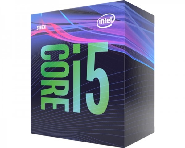 INTEL Core i5-9500 6-Core 3.0GHz (4.4GHz) Box