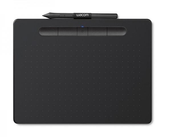 WACOM Grafička tabla Intuos Bluetooth M crna (CTL-6100WLK-N)