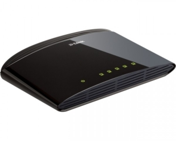 D-LINK DES-1005D 5port switch