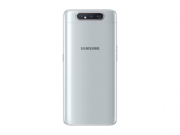 Samsung Galaxy A80 DS Silver