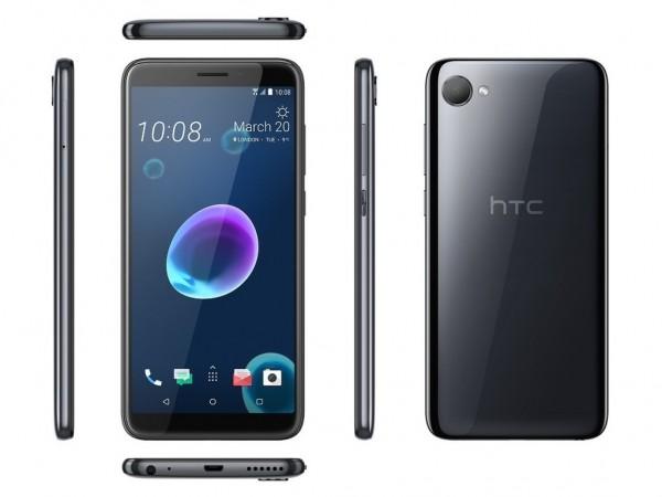 HTC Desire 12 DS Cool Black Dual Sim