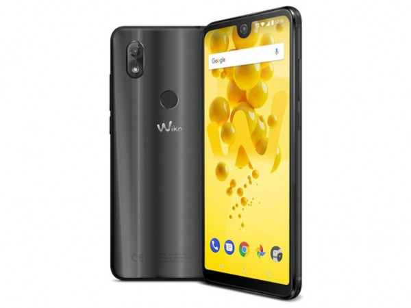 Wiko View 2 anthracite