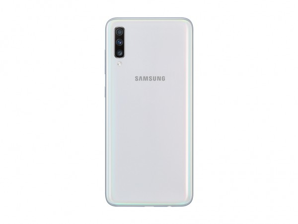 Samsung Galaxy A70 DS White