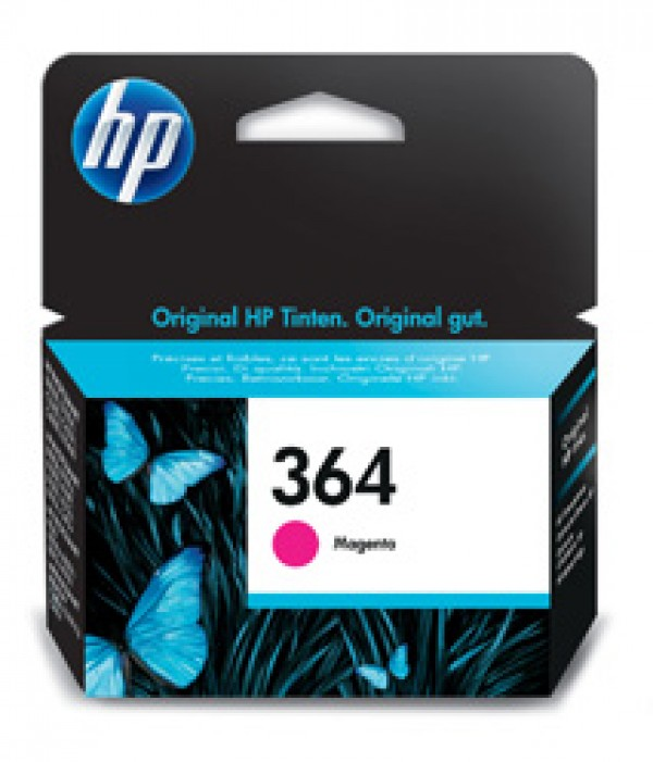 HP No.364 Magenta Ink Cartridge za Photosmart D5460 [CB319EE]
