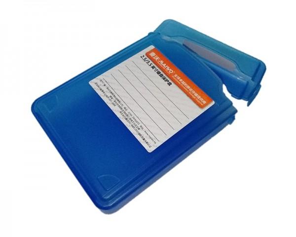 MAIWO Zaštitno Kućište za HDD 3.5''disk KP002, plavo