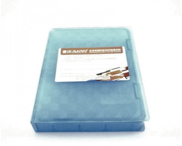 MAIWO Zaštitno Kućište za HDD 2.5''disk KP001A, plavo