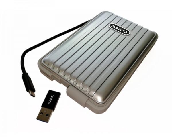 MAIWO Eksterno kućište za HDD 2.5'' USB Type-C