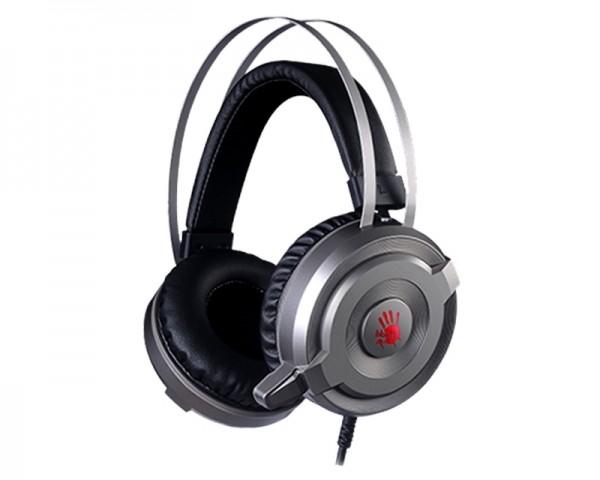 A4 TECH G520 Bloody Gaming slušalice sive