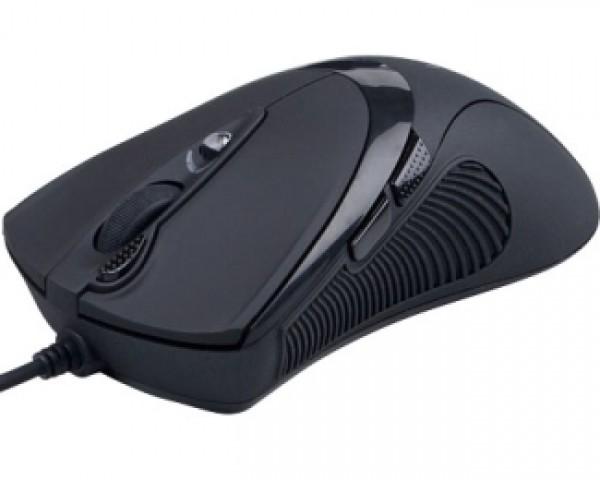 A4 TECH X-748K X7 Oscar Optical 3xFire USB crni miš