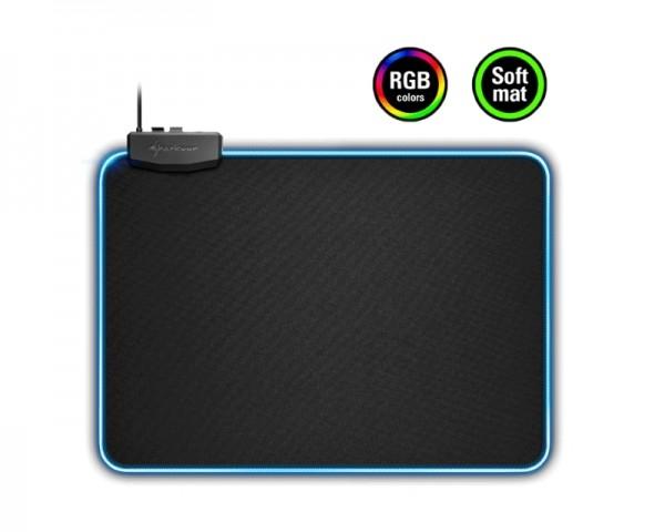 SHARKOON 1337 Mat RGB XL podloga za miš