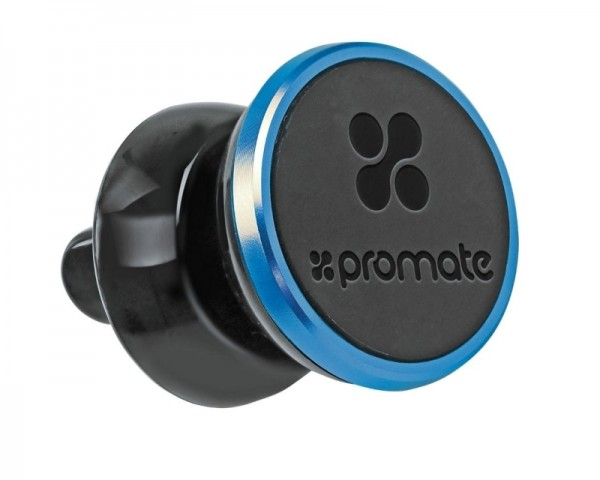 PROMATE VentGrip Anti-Slip Rotating Mini Magnet držač za automobil plavi