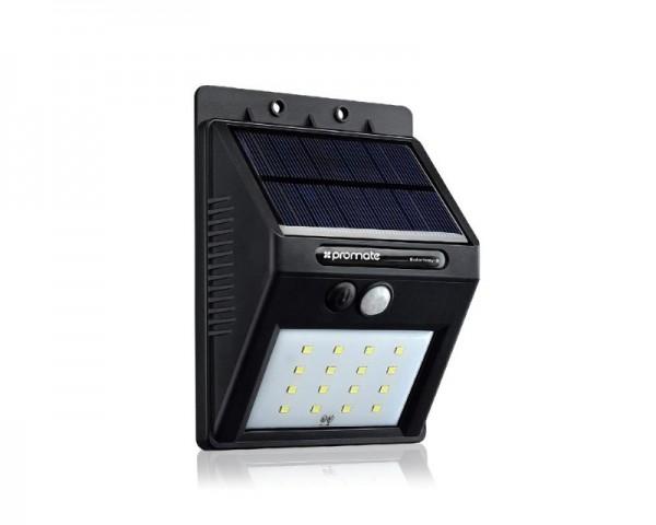 PROMATE SOLARTRAIL-3 zidna solarna lampa