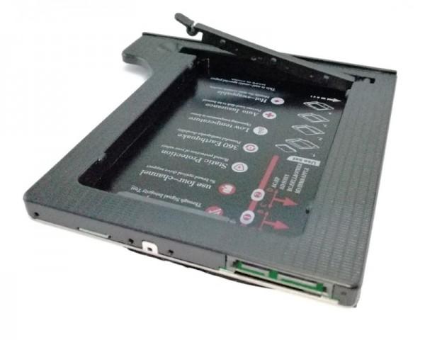 E-GREEN Fioka za SSD disk za laptop 9.5mm K526B