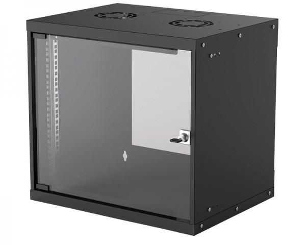INTELLINET Wallmount Cabinet 9U Rek orman 19'' 560d crni