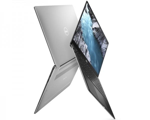DELL XPS 7390 13.3'' 4K Touch i7-10510U 16GB 1TB SSD Backlit FP srebrni Win10Pro 5Y5B
