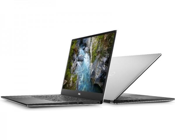 DELL XPS 7590 15.6'' FHD i7-9750H 8GB 512GB SSD GeForce GTX 1650 4GB Backlit FP srebrni Win10Pro 5Y5B