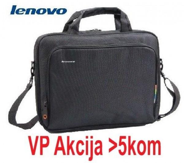 GEMBIRD NC100 Lenovo Notebook torba 15.6\'' 40*31*12cm, sa duplom pregradom, detachable Belt(799)