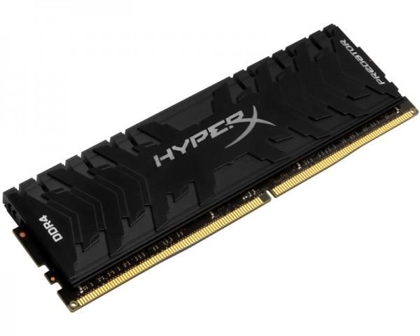 KINGSTON DIMM DDR4 16GB 2400MHz HX424C12PB316 HyperX XMP Predator