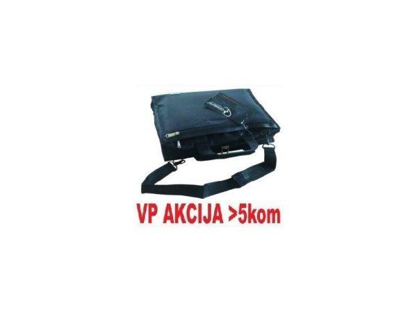 GEMBIRD NCC-15-02  Notebook torba 15.6\'' 40*31*12cm, sa duplom pregradom (799)