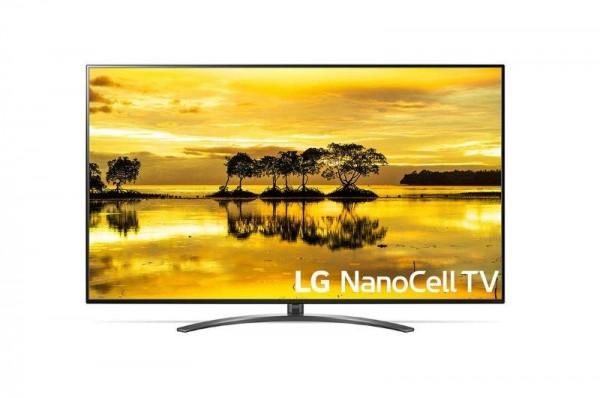 LG 75SM9000PLA LED TV 75'' NanoCell UHD, WebOS ThinQ AI, Cinema screen, Crescent stand, Magic remote