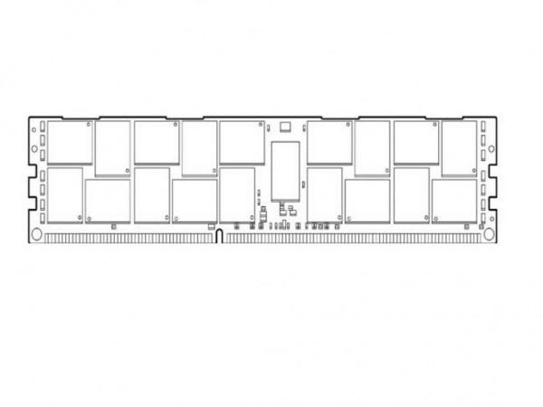 HPE 8GB (1x8GB) Single Rank x8 DDR4-2666 CAS-19-19-19 Registered Smart Memory Kit Remarket