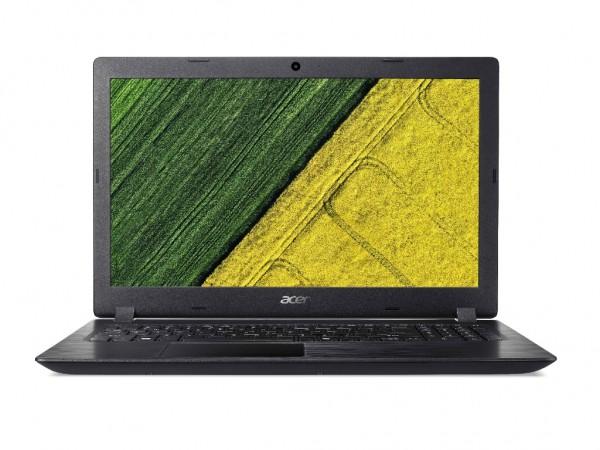 Acer Aspire 3 A315-32 Intel N500015.6''HD4GB500GBIntel UHD 605Win 10 homeBlack