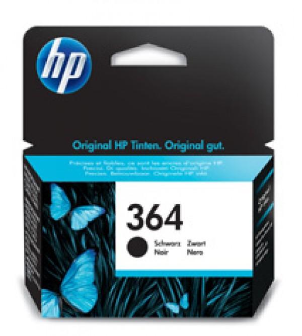 HP No.364 Black Ink Cartridge za Photosmart D5460 [CB316EE]