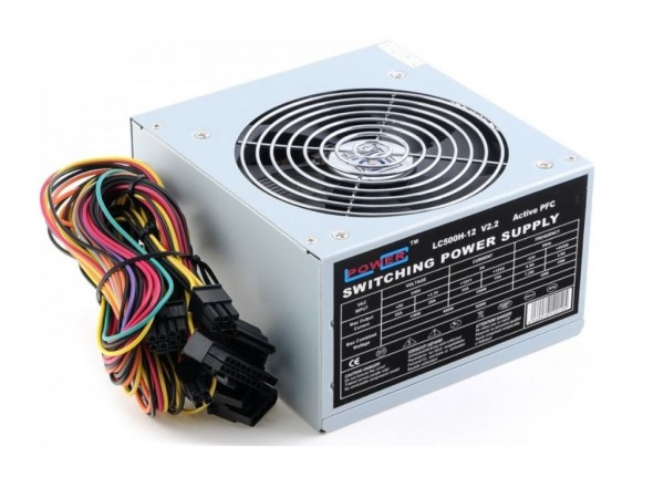 LC Power Napajanje 500W LC500H-12 V2.2 12cm Fan