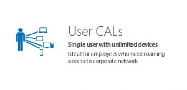 Windows Server CAL 2016 English 1pk DSP OEI 5 Clt User CAL