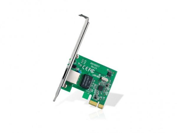TP-Link TG-3468 Gigabit mrežna PCI Express kartica 101001000Mbs, Realtek RTL8168B čip