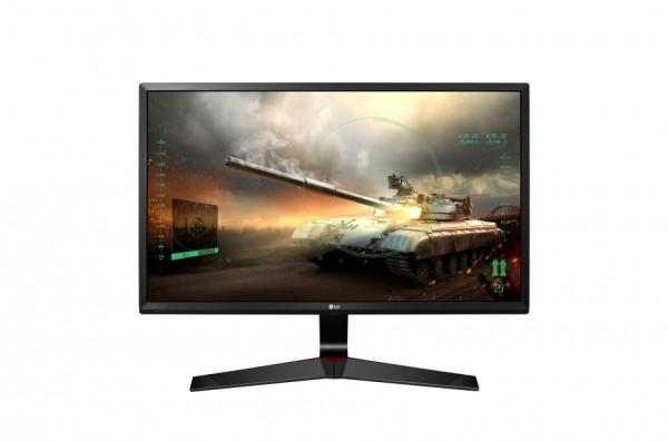 LG LCD 23,8'' 24MP59G-P IPS Panel, VGA, HDMI, Display Port, sRGB 99%, FreeSync