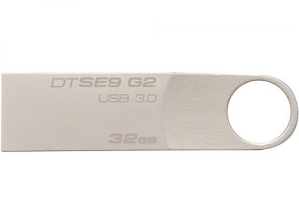 Kingston 32GB DT USB 3.0 DTSE9G232GB metal