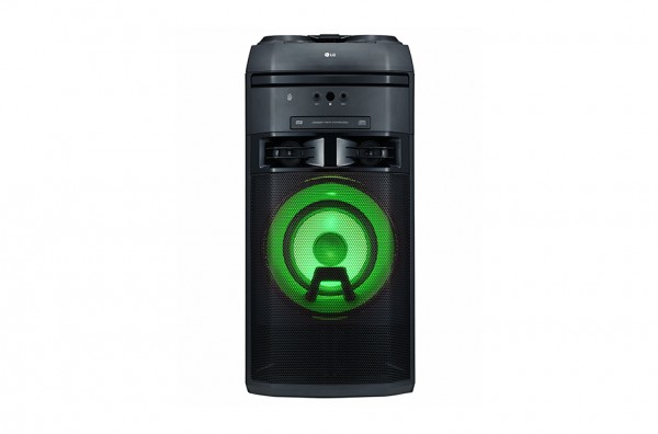 LG OK55 Mini Home DJ Audio System, Auto DJ, Bluetooth, 700W, Party Light