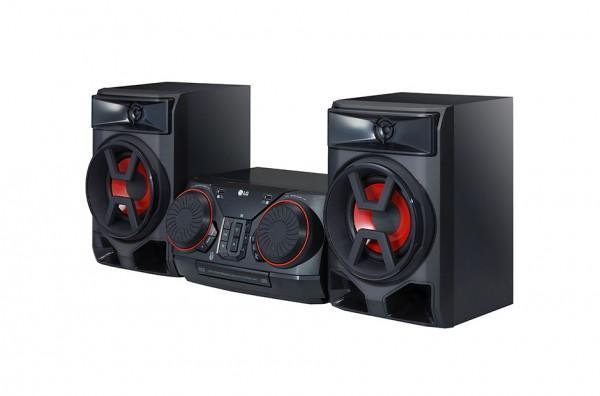 LG CK43 CD 300W, Auto DJ, Bass blast