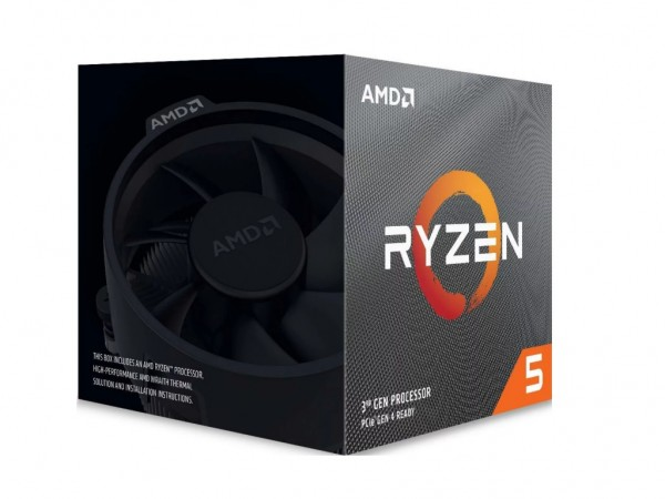 AMD CPU Ryzen 5 4C4T 3400G (4.2GHz 6MB 65W AM4) RX Vega 11, BOX