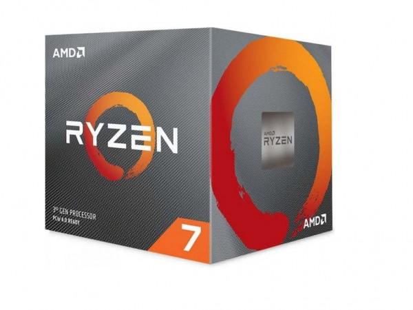 AMD CPU Desktop Ryzen 7 8C16T 3800X (4.5GHz 36MB 105W AM4) box