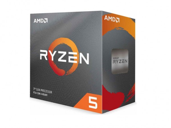 AMD CPU Desktop Ryzen 5 6C12T 3600X (4.4GHz 36MB 95W AM4) box