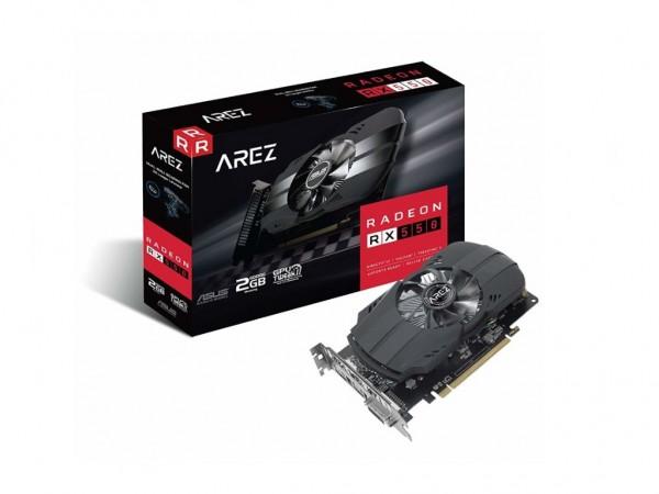 Asus AMD RX 550 AREZ 2GB DDR5 128bit AREZ-PH-RX550-2G