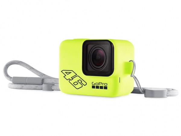 GoPro Sleeve & Lanyard (VR46) Yellow