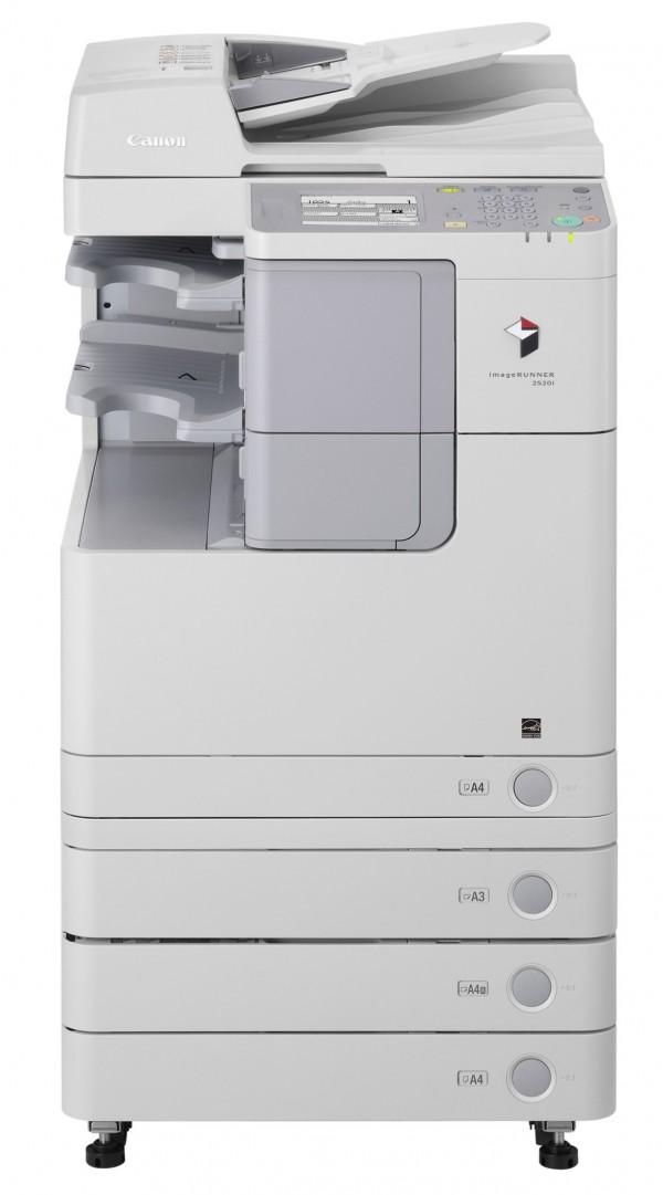Canon Fotokopir iR2520 printer A3, LAN