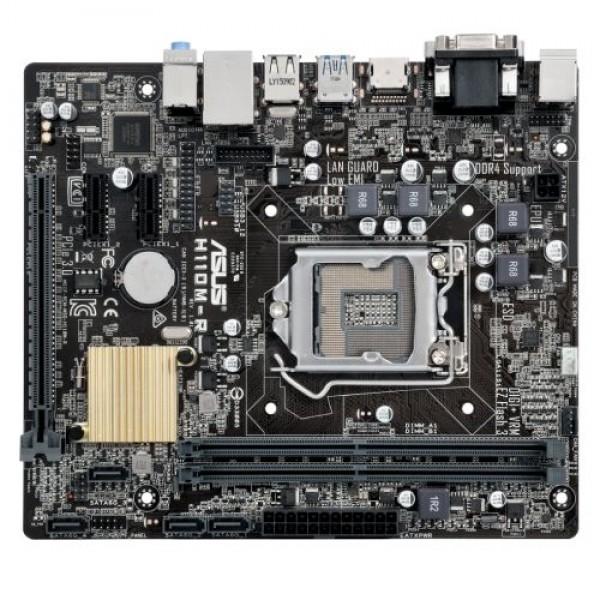 Asus Intel MB H110M-RCSI 1151