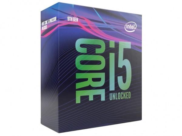 CPU Intel Core i5, i5-9400 4.1 Ghz, 9MB,  LGA1151 Coffee Lake, 14nm, BOX sa integrisanom grafikom