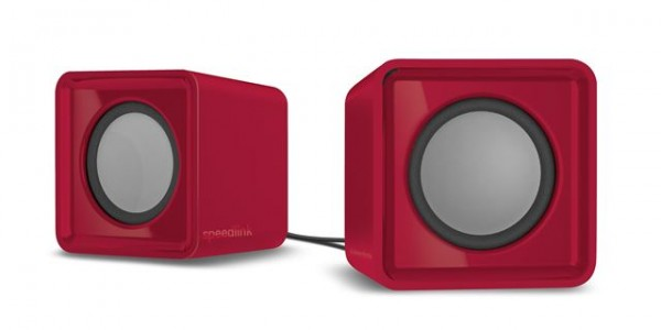 Zvučnici SpeedLink TWOXO Stereo, Red