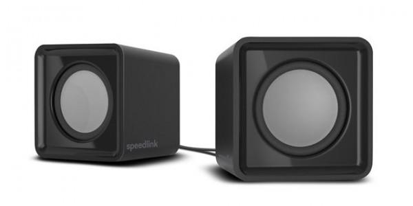 Zvučnici SpeedLink TWOXO Stereo, black