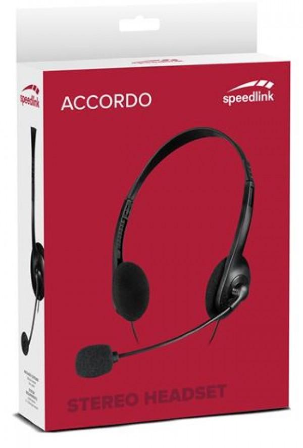 Slušalice Speedlink ACCORDO Stereo 2x3.5mm jack