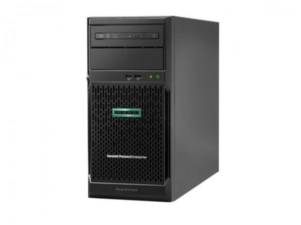 Server HPE ML30 GEN10 E-2124 8GB 4xNHP 2x1Gbps 350W