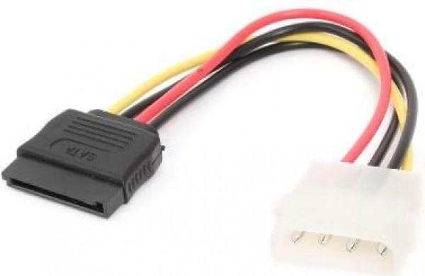 GEMBIRD CC-SATA-PS  SATA power supply kabl flat 15cm