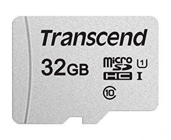 TRANSCEND 32GB TS32GUSD300S