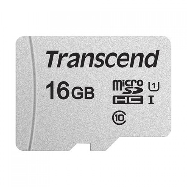 Transcend SD MICRO 16GB HC Class UHS 1