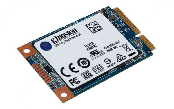 SSD mSATA 120GB KINGSTON SUV500MS120G